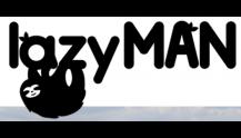 LazyMan - надувной диван