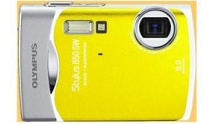 Фотоаппарат Olympus Mju 850 SW
