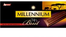 Шоколад Millenium Brut 74%