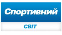 Спортивний світ (sportsvit.com.ua)