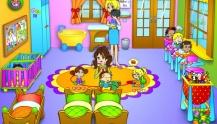 Школа - детский сад № 589