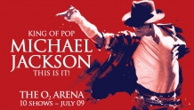 """Вот и все"" Майкл Джексон: ""This is it"" Michael Jackson"