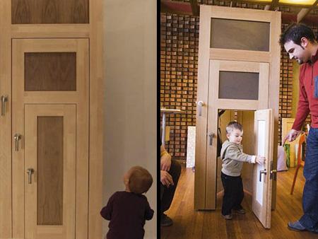 10 креативных дверей