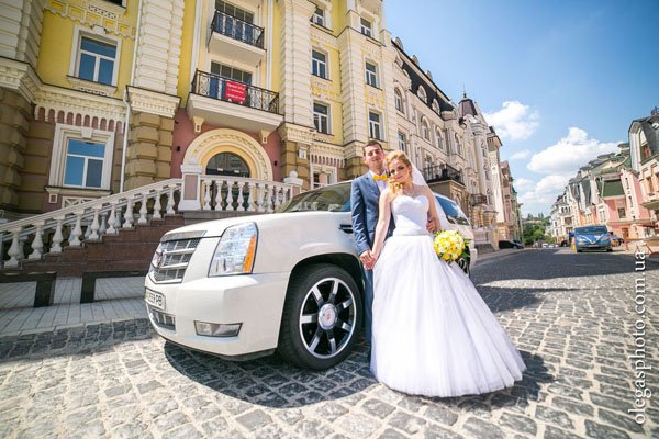 фото на свадьбу киев