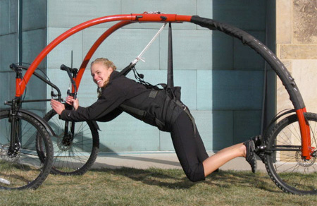 """Картинки по запросу """"странный велосипед"""""""