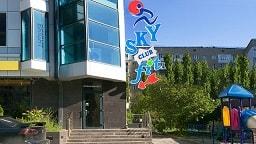 Skyfitclub фитнес клуб, тренажерный зал