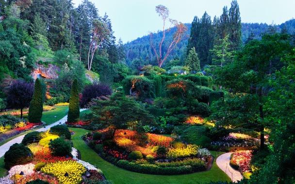 10 самых красивых парков в мире C1