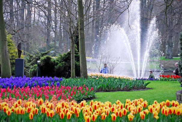10 самых красивых парков в мире C4