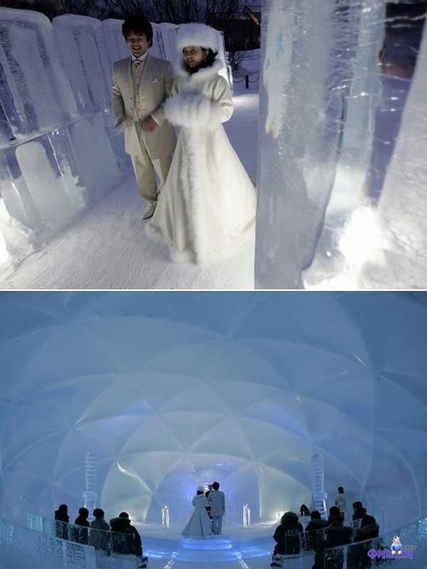Самые необычные свадьбы K2