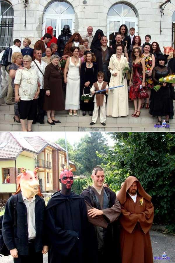 Самые необычные свадьбы K8