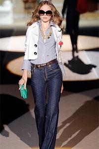 Выбирая себе джинсы в магазине, всегда помните одно простое правило...