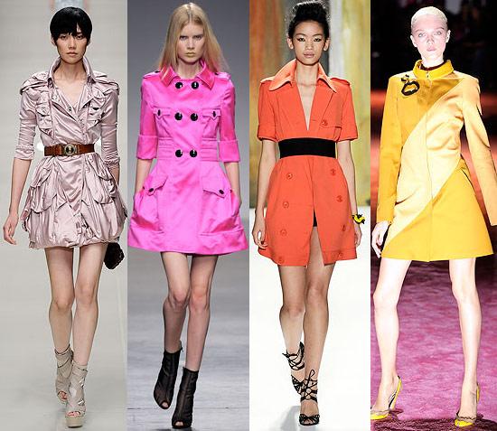 Мода весна лето 2013 что одеть с чем