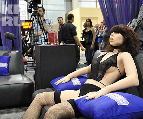 Компания из Нью-Джерси утверждает, что разработала первого в мире секс