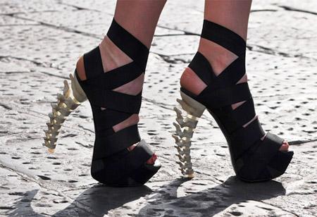 Женская обувь.  Ни в сказке сказать ни пером описать.
