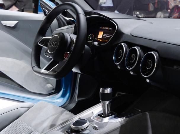 Audi показала внедорожное купе