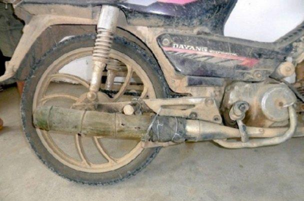 Как сделать на мотоцикле потише 616