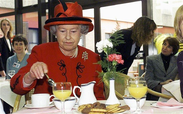 english royal breakfast