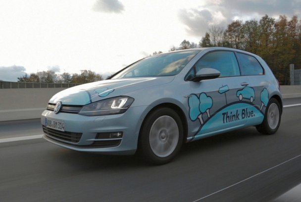 Volkswagen Golf TDI BlueMotion VI