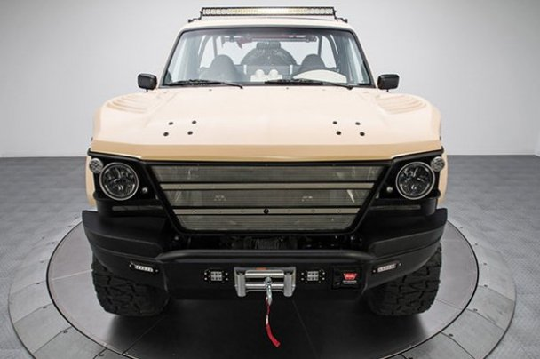 Ford Bronco RK Motors