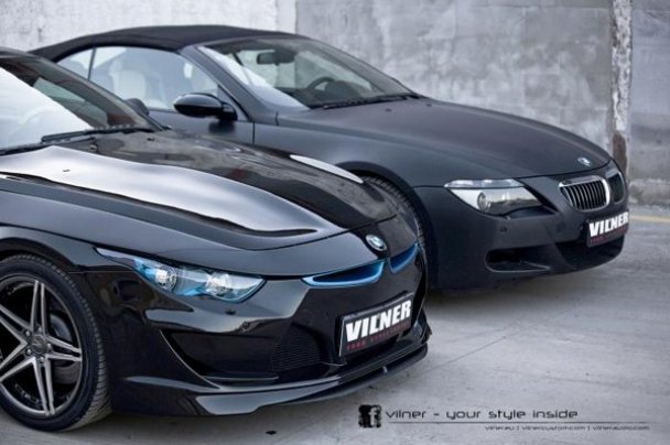 BMW 6 Series Bullshark