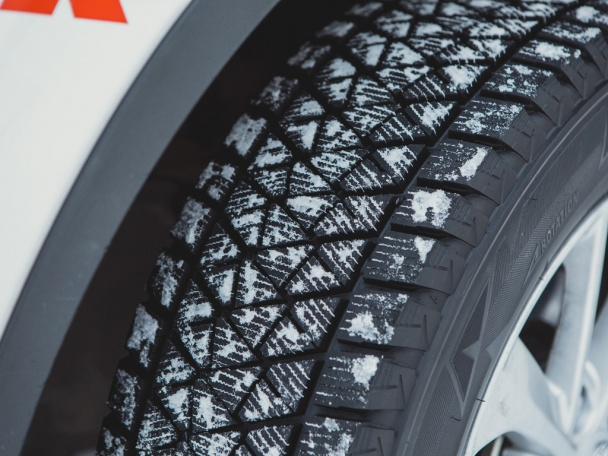 Шины Bridgestone Multi-Cell Compound