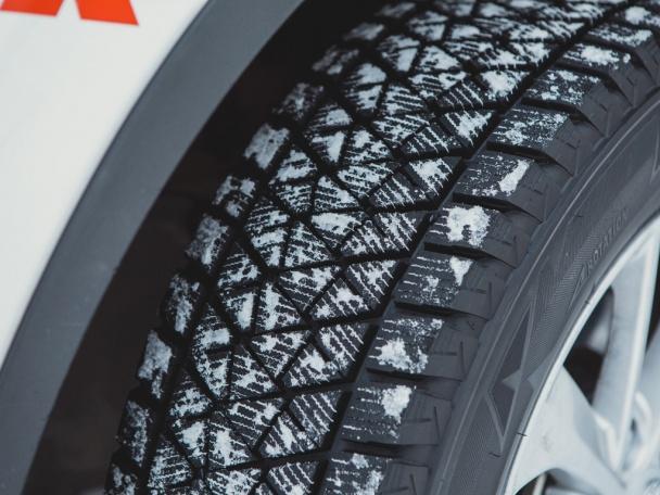 Шины Bridgestone Multi-Cell Compound